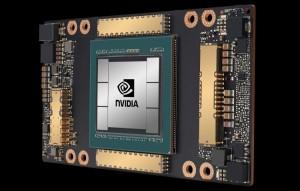 NVIDIA представила процессор Ampere