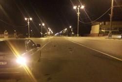 'Приора' насмерть сбила пешехода-нарушителя