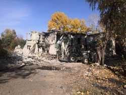 В мэрии отчитались о сносе 40 аварийных зданий