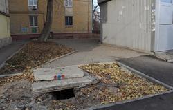 Горожане жалуются на недочеты при ремонте тротуаров