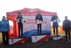 Ориентировщики выиграли российские медали