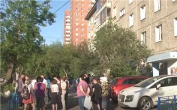 Жители Пашенного в Красноярске возмущены переносом автобусной остановки прямо к дому