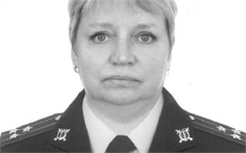 В Красноярске скончалась начальница следователей полиции Свердловского района. Она проработала там 30 лет