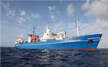 Завершился первый этап морских исследований для будущей прокладки оптоволоконного кабеля из Европы в Азию