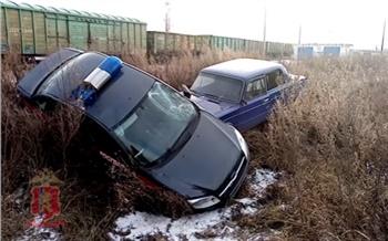 Суд отправил под арест пьяного ужурского водителя, который скинул в кювет машину Росгвардии