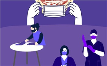 Контролировать соблюдение противовирусных мер в красноярских кафе и ресторанах будет специальная рабочая группа