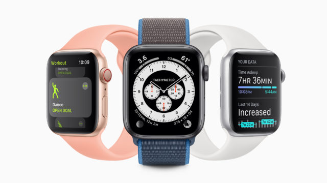 watchOS 7: Что нового для Apple Watch #WWDC2020