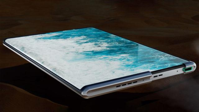 OPPO X 2021: Смартфон с разворачивающимся дисплеем