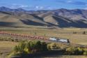 Объем перевозок в железнодорожном сообщении Россия – Монголия – Китай вырос на 20%