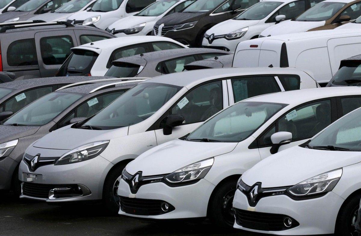 В Украине выросли продажи новых авто: какие марки предпочитают