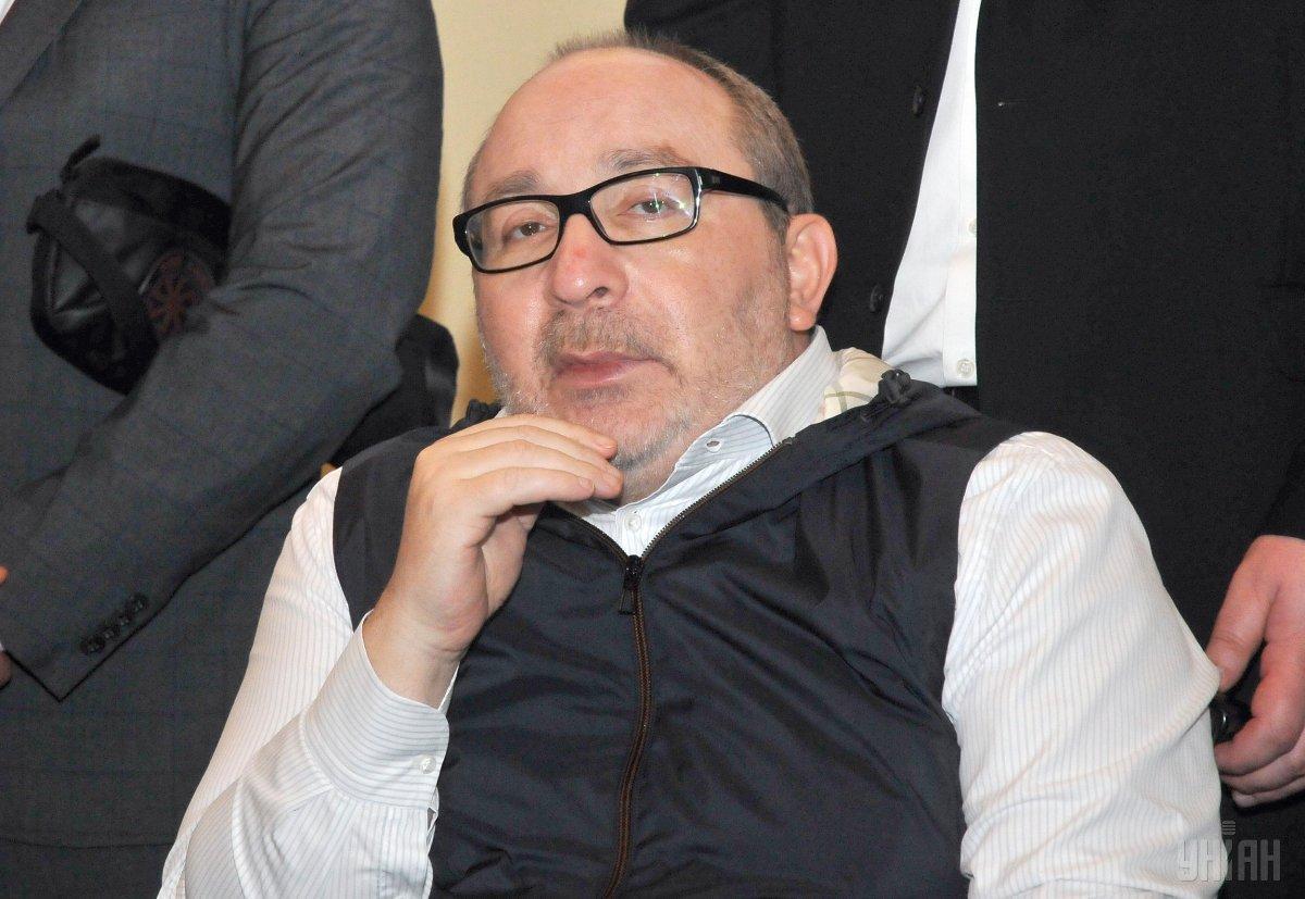 Апелляционный суд признал законной регистрацию Кернеса мэром Харькова