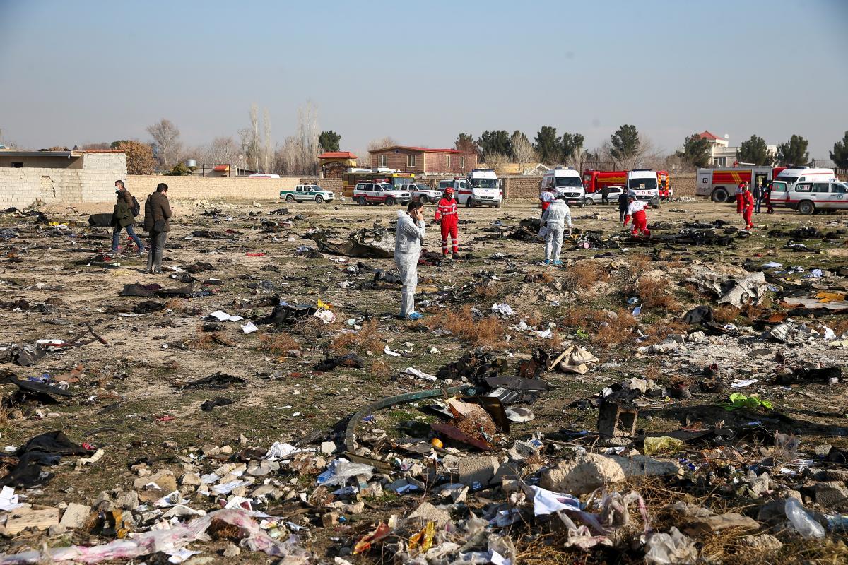 Авиакатастрофа украинского самолета в Иране: в МИД рассказали, когда выплатят компенсации