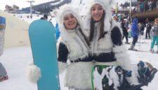 Расчехляем лыжи и сноуборды!