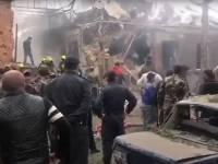 В Гяндже из-под завалов извлекли тела 12 погибших