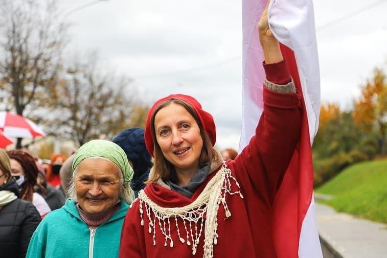 Протесты в Беларуси: ситуация на 18 октября