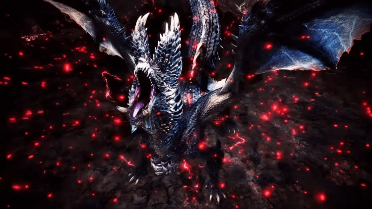 Capcom добавит Алатреона в Monster Hunter World: Iceborne 9 июля