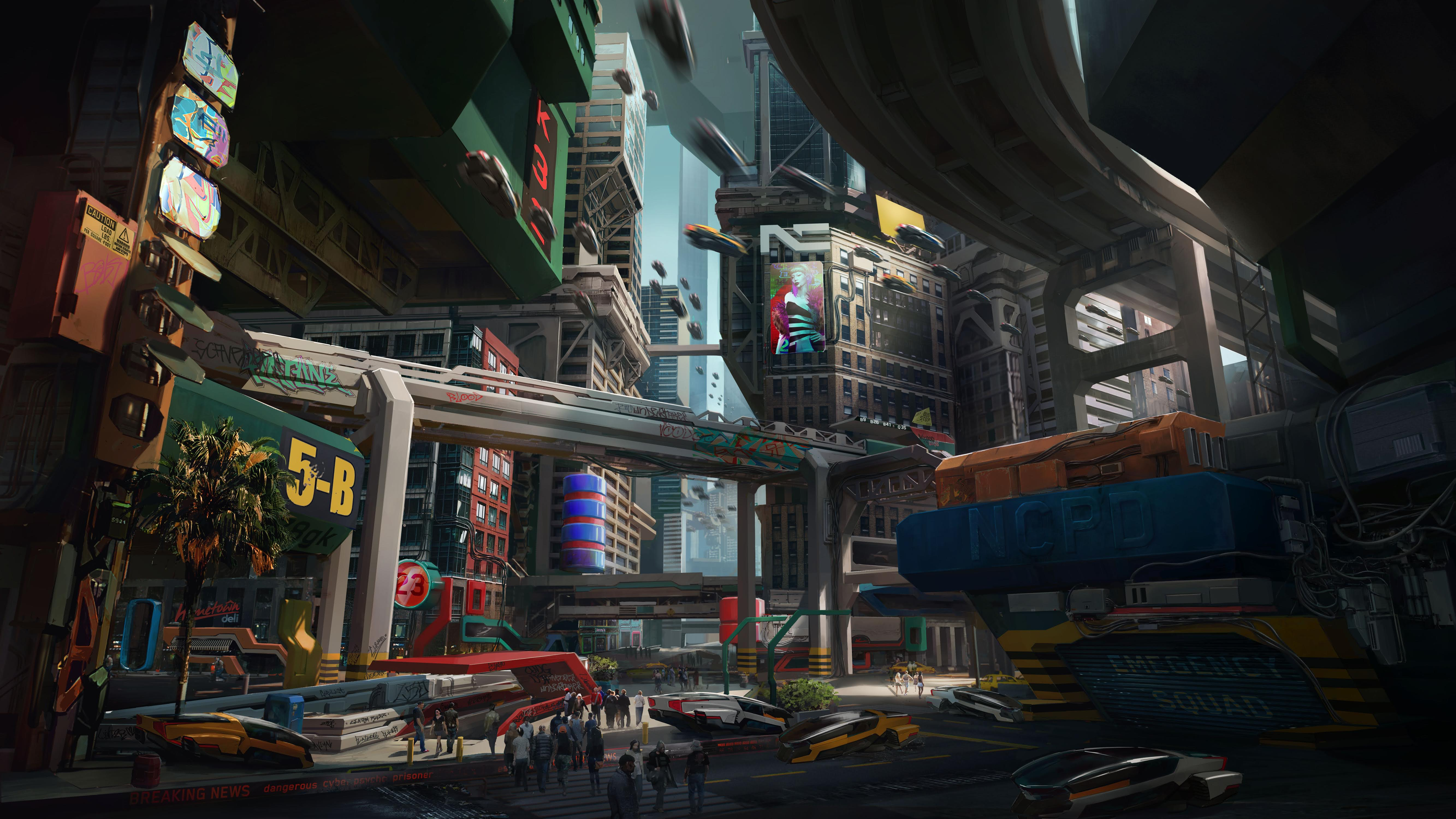Из Cyberpunk 2077 вырезали ещё одну особенность — бег по стенам. Её демонстрировали в 2018 году