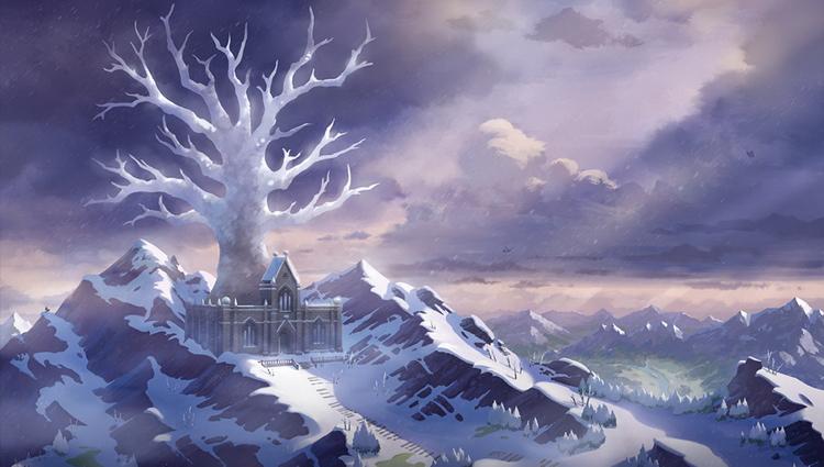 Видео: холодная тундра и древние руины в новом трейлере Pokemon Sword и Shield: The Crown Tundra