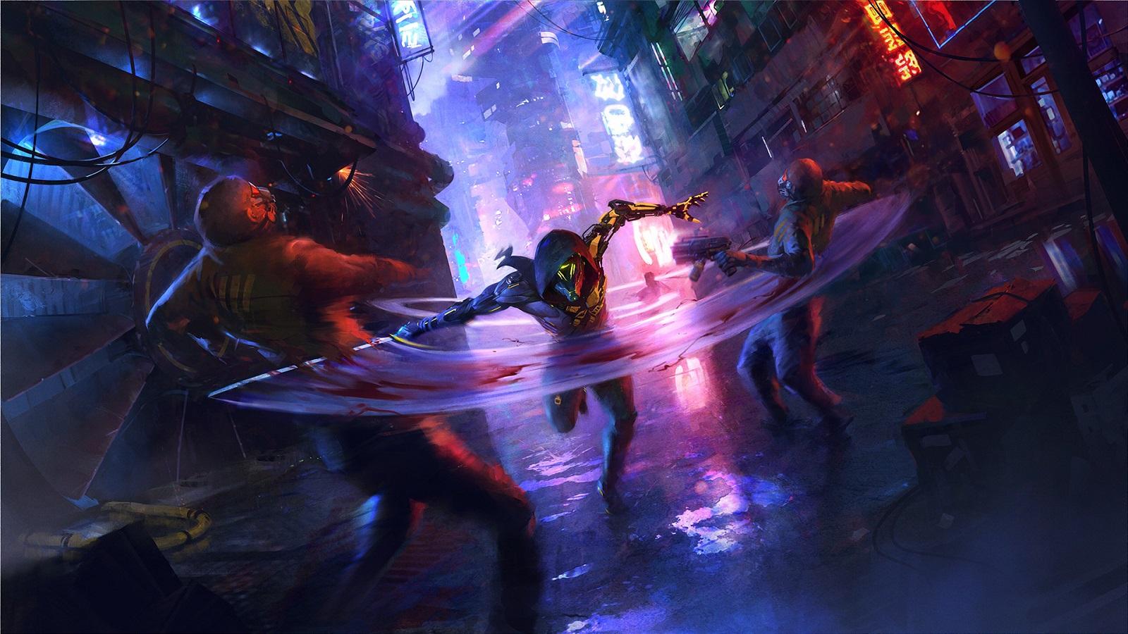 Киберпанковый слешер Ghostrunner выйдет 27 октября — предзаказы уже стартовали