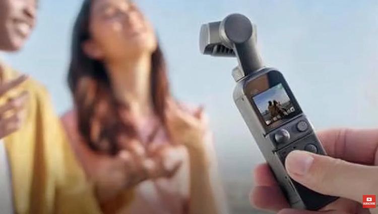 20 октября DJI представит камеру Osmo Pocket 2 со стабилизатором: фотографии попали в Сеть