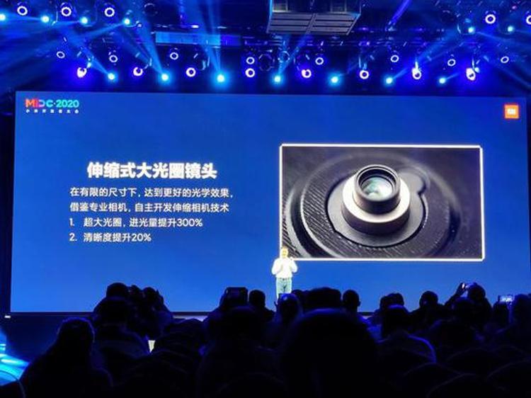 Как в настоящем фотоаппарате: Xiaomi создала камеру для смартфонов с выдвижным объективом