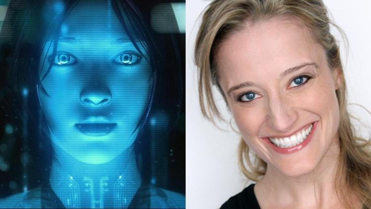 Актриса озвучения Кортаны сыграет героиню в сериале Halo от Showtime