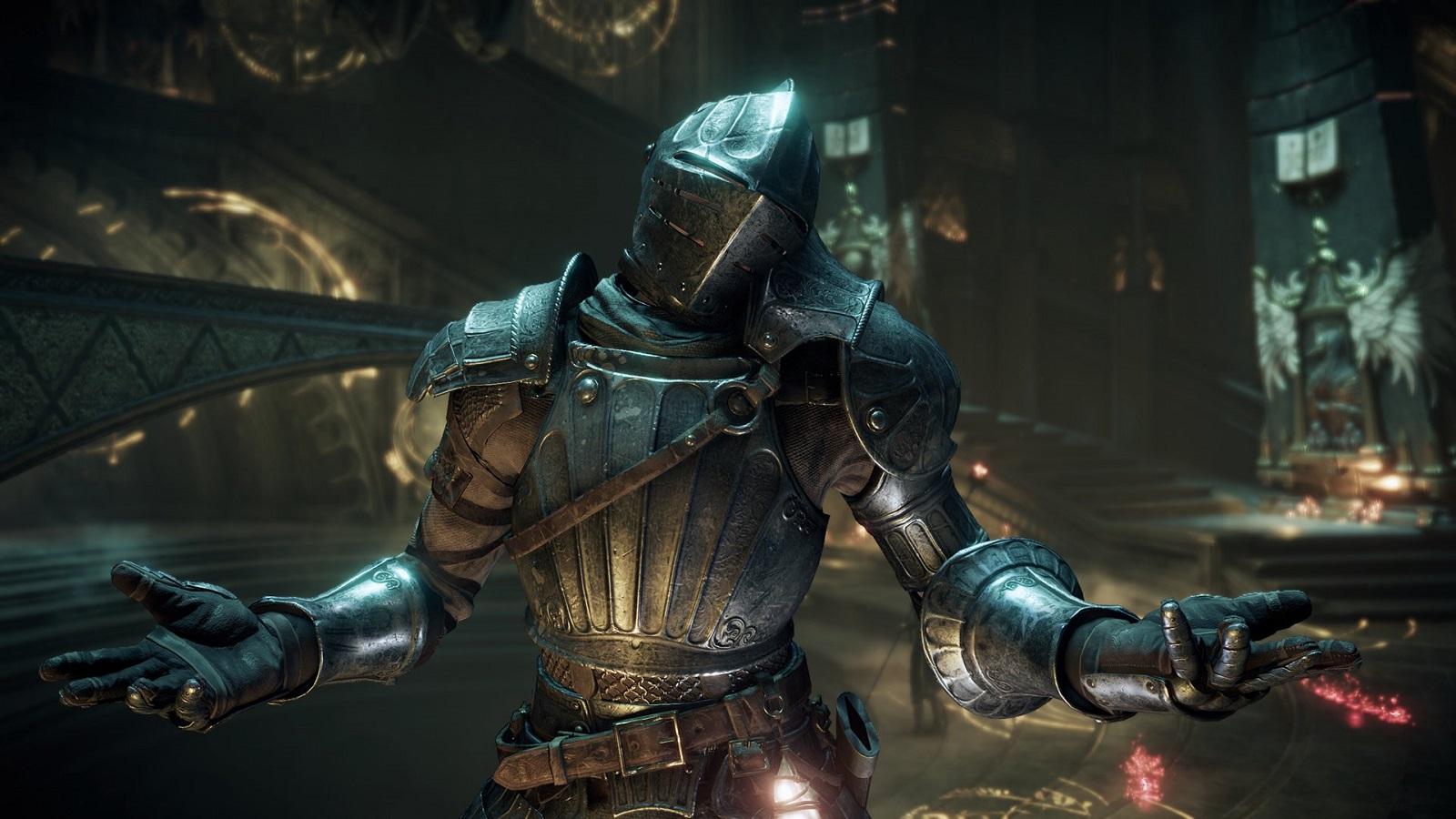 Видео: игрок добрался до области за запертой дверью в ремейке Demon's Souls, но разработчики это предусмотрели