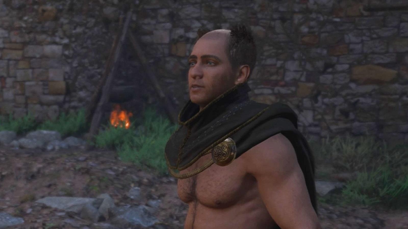 В Assassin's Creed Valhalla обнаружили целое событие-отсылку к вокалисту группы The Prodigy