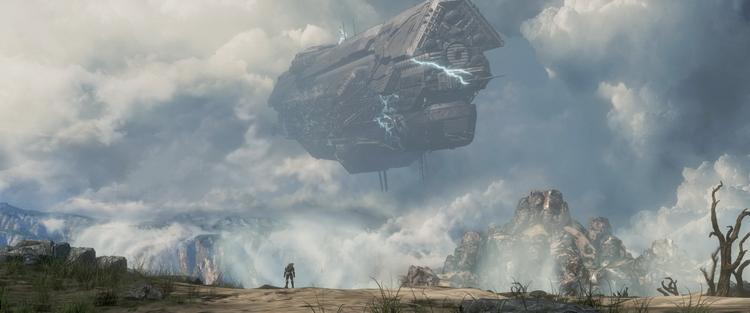 На ПК вышла Halo 4 — сборник Halo: The Master Chief Collection полностью перенесён