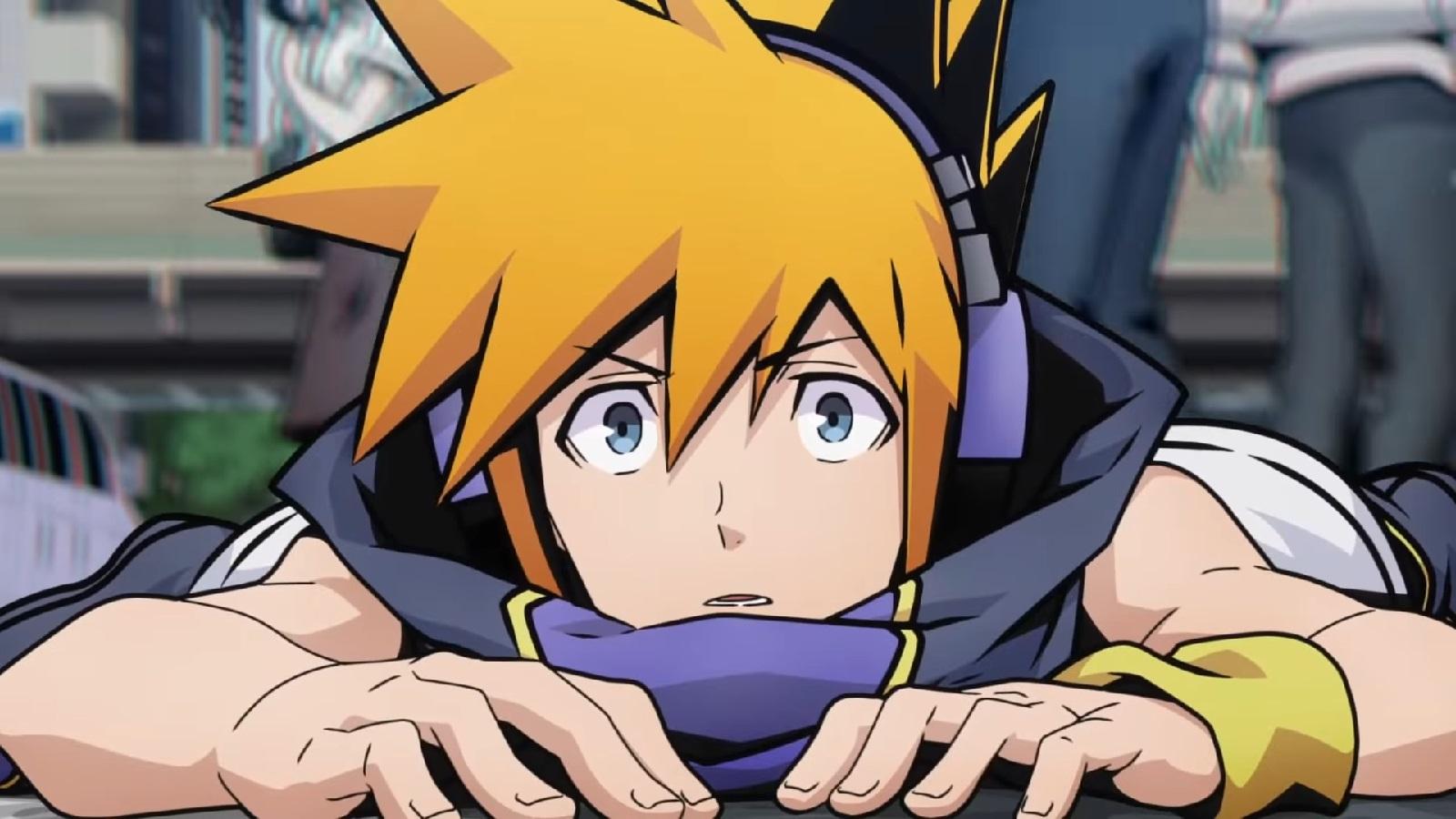 Square Enix запустила обратный отсчёт до анонса, связанного с The World Ends With You