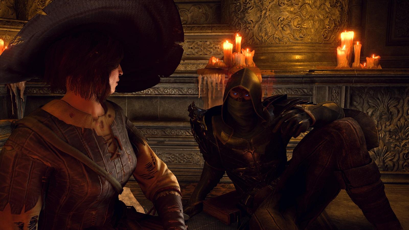 Создатели ремейка Demon's Souls подшутили над игроками, пытающимися разгадать загадку запертой двери