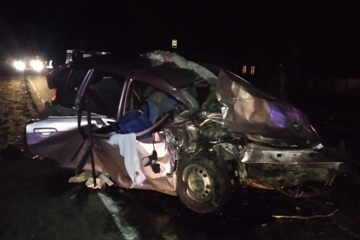 Виновник смертельного ДТП под Калязином ехал под 140 км/час