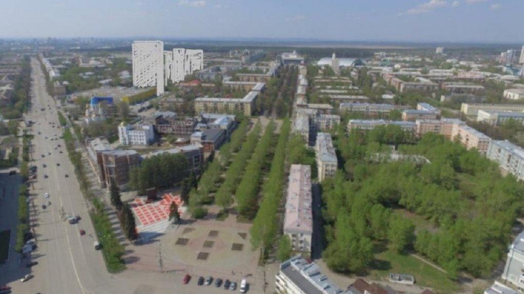 Проектом застройки Уралмаша высотками заинтересовался девелопер ЖК «Клевер Парк»