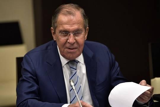 Лавров объяснил, почему Россия ещё не поздравила нового президента США