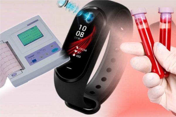 «В топку» Apple Watch – Xiaomi Mi Band 5 проведет ЭКГ и анализ крови