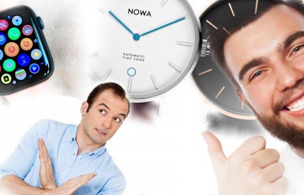Apple Watch за 12000 рублей: Новые «умные» часы от Nowa «поставили крест» на Apple