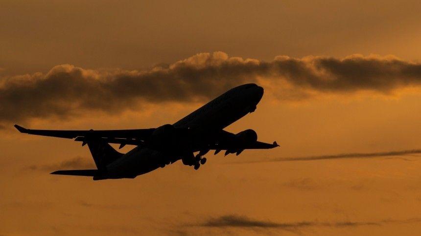 Когда в Минтрансе рассчитывают возобновить международное авиасообщение