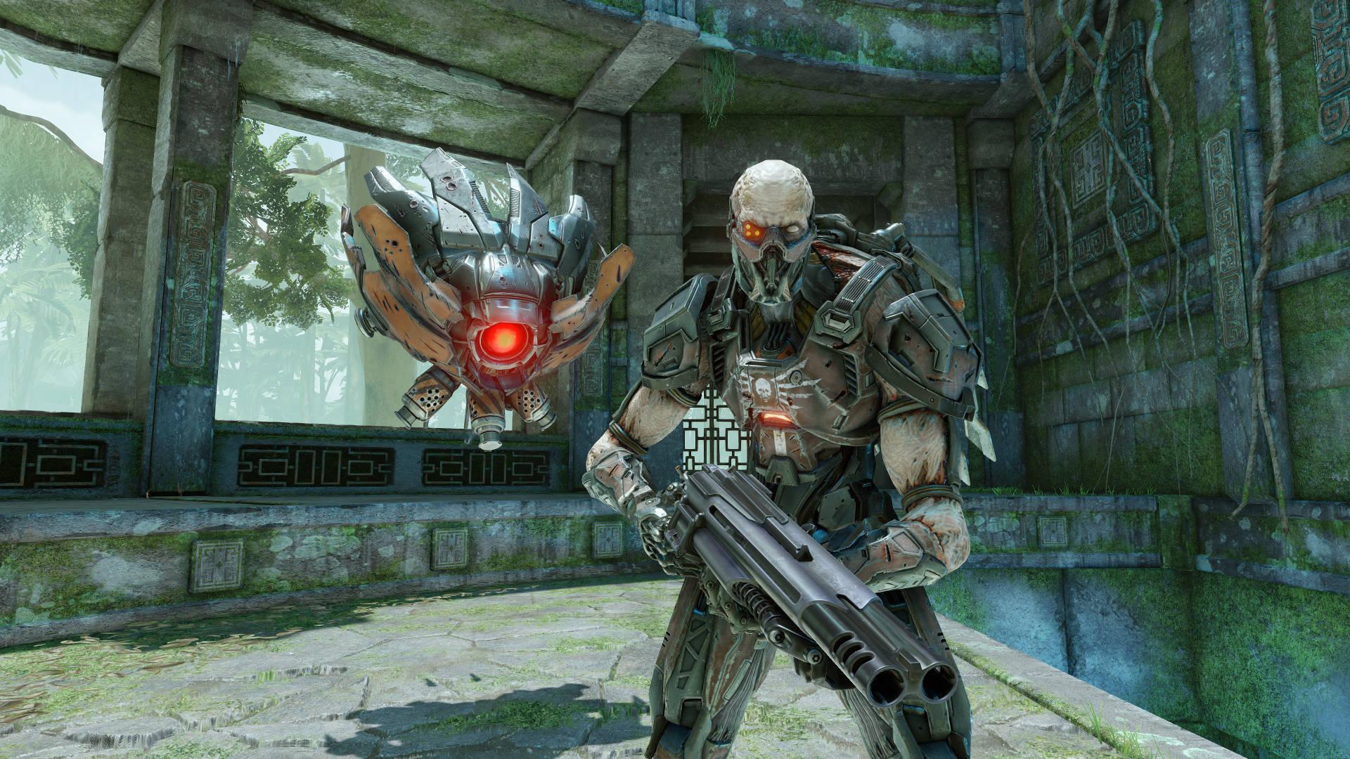 Легендарный шутер Quake можно будет установить бесплатно