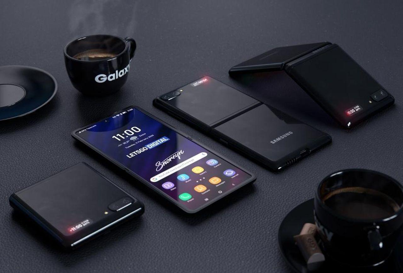 Раскрыты главные особенности новой гибкой раскладушки Samsung Galaxy Z Flip 2