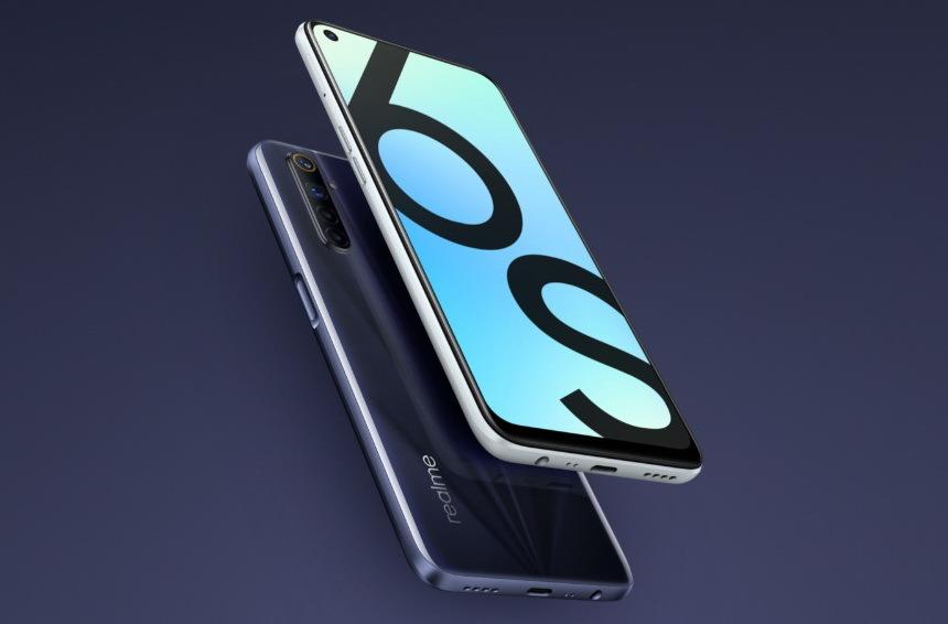 Недорогой игровой смартфон Realme 6S продают дешевле 15 тысяч рублей