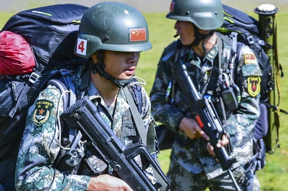 Китай применил микроволновое оружие в Ладакхе