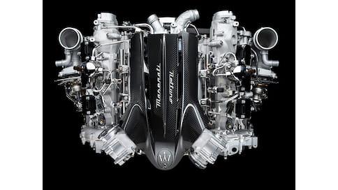Maserati раскрыла новый двигатель V6