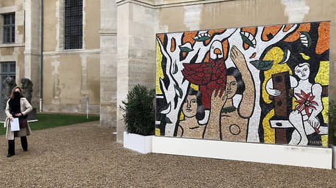 Река вынесла скульптуры в Париж // «Тайный сад Поля Хайма» на аукционе Christie`s