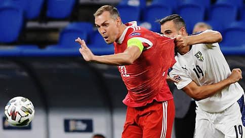 Матч за двадцатое место // Победа в заключительной встрече турнира Лиги наций может помочь сборной России в будущем