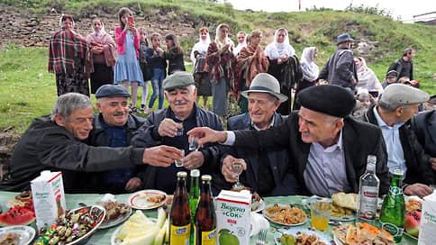 Горное притяжение // Дагестан раскрывает свой туристический потенциал