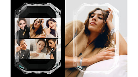 Алекса Чанг стала посланницей бренда Boucheron