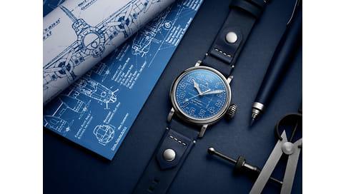 Zenith создали часы Pilot Type 20 Blueprint