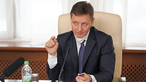 Губернатора Владимирской области госпитализировали с коронавирусом