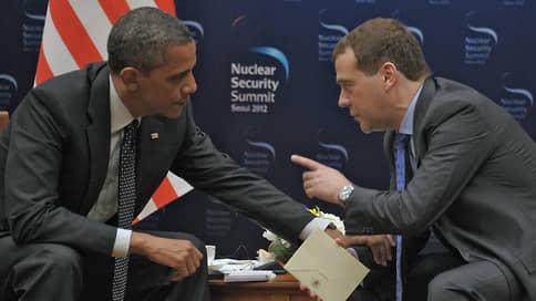 Обама считал Медведева «олицетворением новой России»