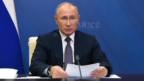 Путин заявил о соблюдении договоренностей по Карабаху